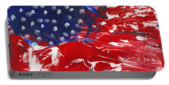 Land Of Liberty Portable Battery Charger