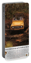 Land Rover Defender 90 Ad Portable Battery Charger