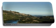 Landscape Of Oceanside, California Portable Battery Charger