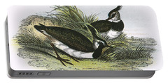 Lapwing Portable Battery Charger by English School