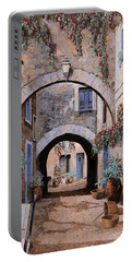 L'arco Del Diavolo Portable Battery Charger