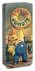 Lard Lad Donuts Portable Battery Charger