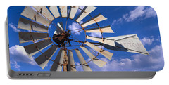 Large Windmill Portable Battery Charger