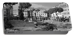 Largo Di Torre - Roma Portable Battery Charger by Dany Lison