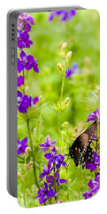 Larkspur Visitor Portable Battery Charger