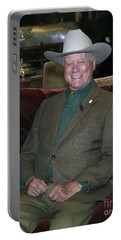 Larry Hagman Portable Battery Charger