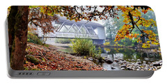 Larwood Covered Bridge Portable Battery Charger