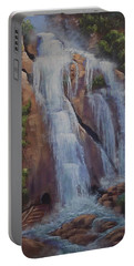 Las Brisas Falls Huatuco Mexico Portable Battery Charger