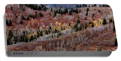 Last Of The Aspen Color Portable Battery Charger