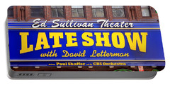 Late Show New York Portable Battery Charger