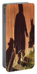 Late Summer Walk Portable Battery Charger by Martin Howard