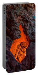 Lava Glow Portable Battery Charger