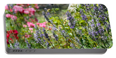 Lavender In Bloom Portable Battery Charger