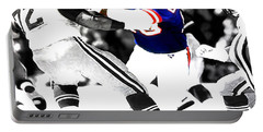 Lawrence Taylor Out Of My Way Portable Battery Charger