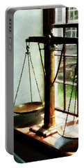Lawyer - Scales Of Justice Portable Battery Charger