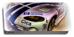 Le Mans 1997 Chrysler Viper Gts  Portable Battery Charger