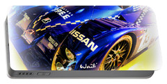 Le Mans 1999 Courage Nissan C52 Portable Battery Charger