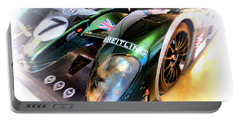 Le Mans 2003 Bentley Speed 8 Portable Battery Charger