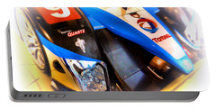 Le Mans 2003 Peugeot Courage Pescarolo C60 Portable Battery Charger