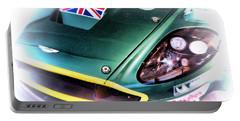 Le Mans 2005 Aston Martin Drb 9 Gt Portable Battery Charger