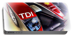 Le Mans 2008 Audi R10 Tdi Portable Battery Charger