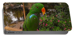Le Parrot Portable Battery Charger