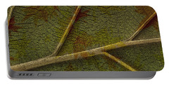 Leaf Design II Portable Battery Charger