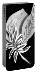 Leaf Ray Portable Battery Charger by Christine Fournier