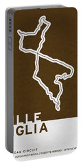 Legendary Races - 1927 Mille Miglia Portable Battery Charger