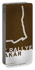 Legendary Races - 1978 Le Rallye Dakar Portable Battery Charger