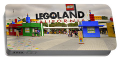 Legoland California Portable Battery Charger