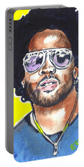 Lenny Kravitz Portable Battery Charger