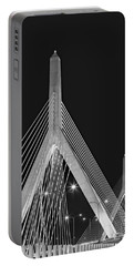 Leonard P. Zakim Bunker Hill Memorial Bridge Bw II Portable Battery Charger