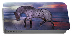 Leopard Appaloosa Portable Battery Charger