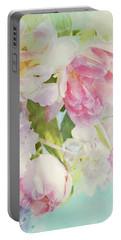 Les Fleurs Portable Battery Charger