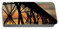 Lethbridge High Level Bridge 1 Portable Battery Charger