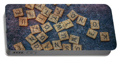 Lets Play Scrabble Portable Battery Charger