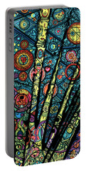 Letting Go Of Past Love Portable Battery Charger