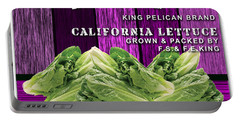 Lettuce Farm Portable Battery Charger