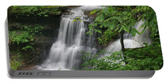 Lichen Falls Ozark National Forest Portable Battery Charger