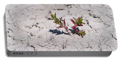 Life Against All Odds Portable Battery Charger