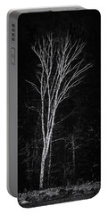 Life's A Birch No.2 Portable Battery Charger by Mark Myhaver