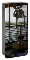 Light House Lamp Portable Battery Charger by Susan Garren