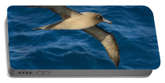 Light-mantled Sooty Albatross Portable Battery Charger by Tony Beck