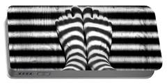 Light Socks Portable Battery Charger