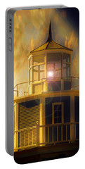 Portable Battery Charger featuring the photograph Lighthouse  by Aaron Berg
