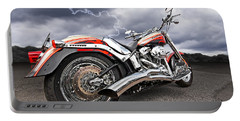 Lightning Fast - Screamin' Eagle Harley Portable Battery Charger