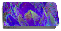 Lilac Fusion Portable Battery Charger