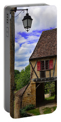 Portable Battery Charger featuring the photograph Limeuil En Perigord by Dany Lison