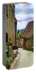 Portable Battery Charger featuring the photograph Limeuil En Perigord - France by Dany Lison